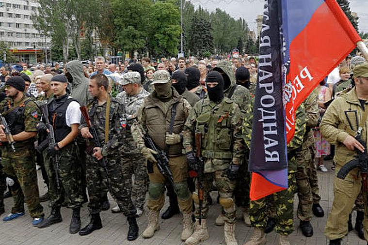 Защитники ДНР