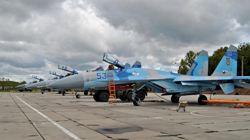 МиГ-29 ВВС Украины