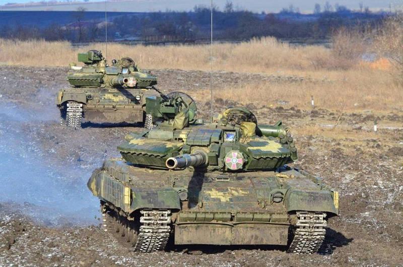 Танковые бригады ВС Украины