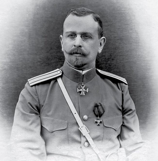 Георгий Владимирович Бурман