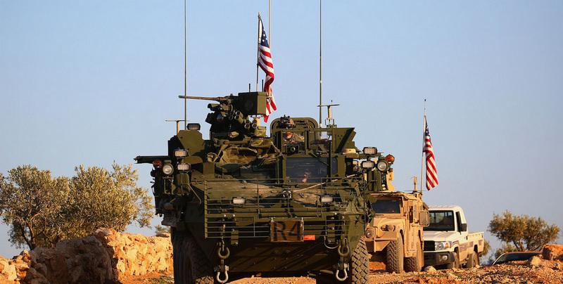 Армия США покидает Манбидж