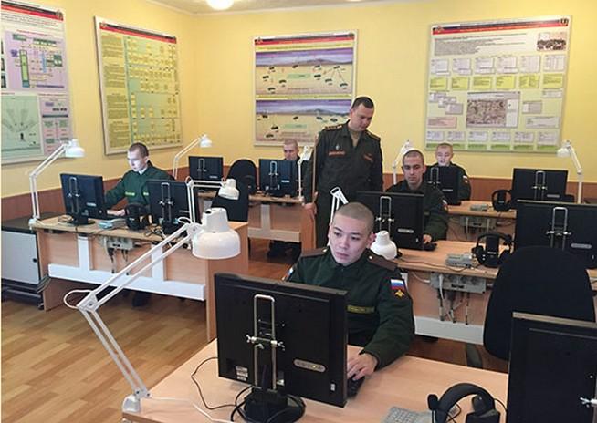 В центре подготовки и боевого применения войск РЭБ