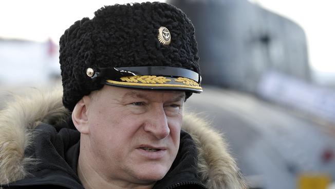 Адмирал Николай Евменов: «Ни у кого не должно быть сомнений, что Северный флот готов защищать интересы России от экватора до Арктики»