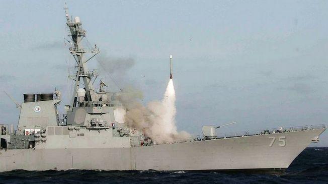 Вряд ли американцы решатся на нанесение поспешно обещанного ракетного удара