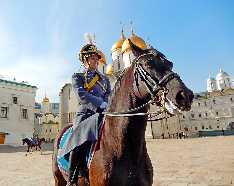 Старший лейтенант Ирина Мамаева