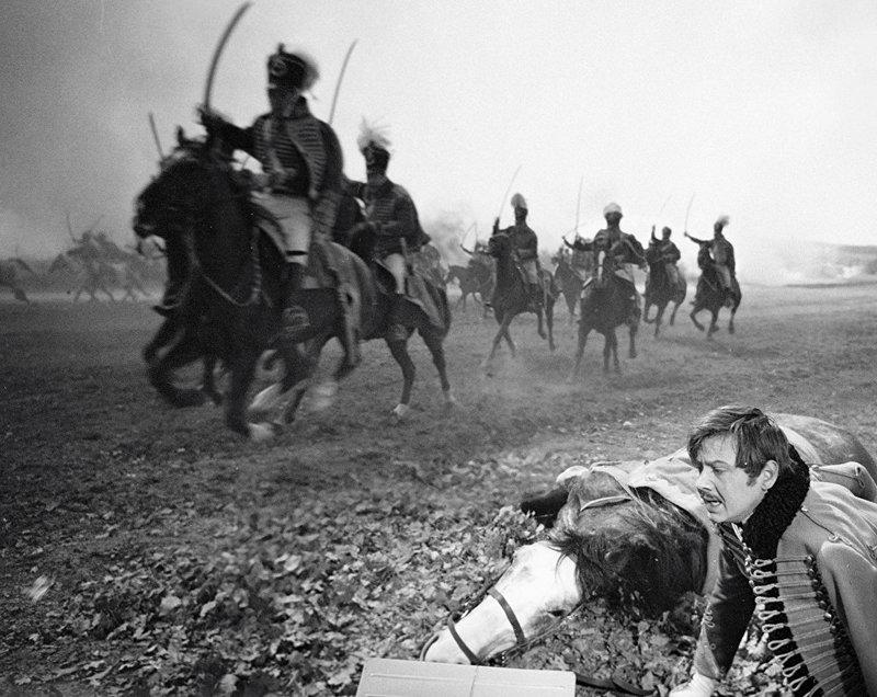 Кадр из фильма «Война и мир»