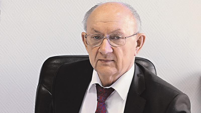 Генеральный директор компании «Гефест и Т» Александр Николаевич Панин