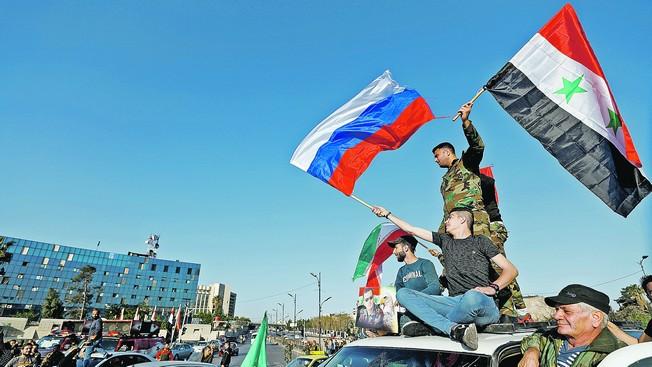 «Томагавки» сбивали русским оружием и сирийской стойкостью