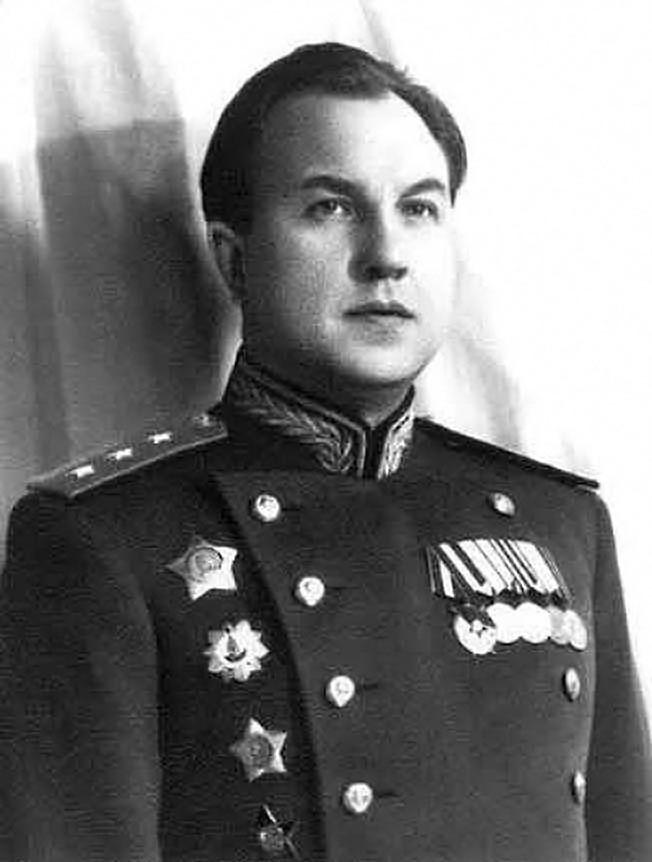 Генерал-полковник Виктор Абакумов
