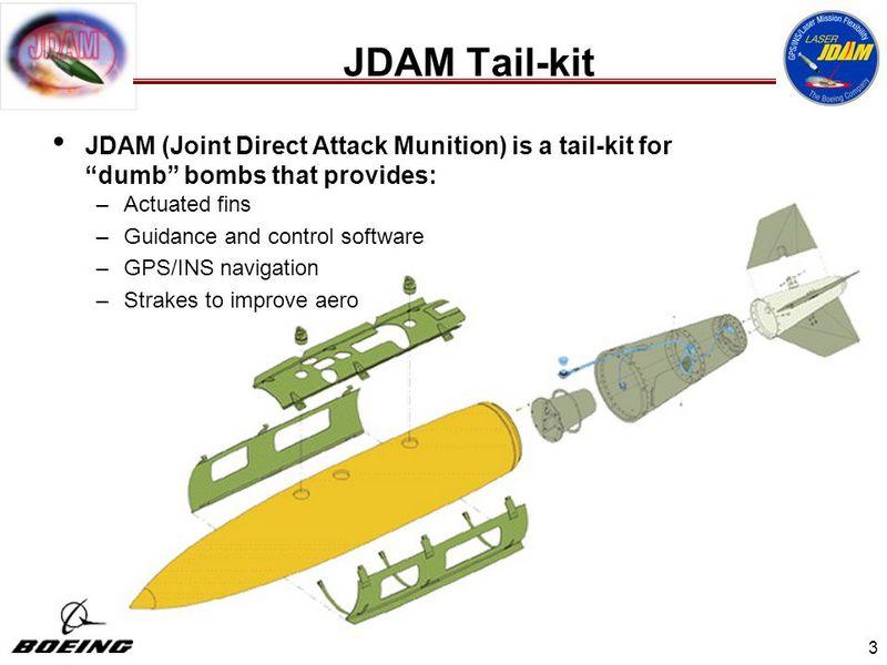 Американская система JDAM
