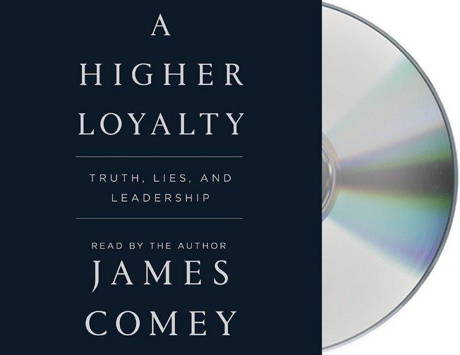 Мемуары бывшего главы ФБР Джеймса Коми