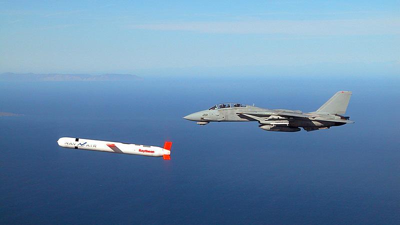 Крылатая ракета «Томагавк»
