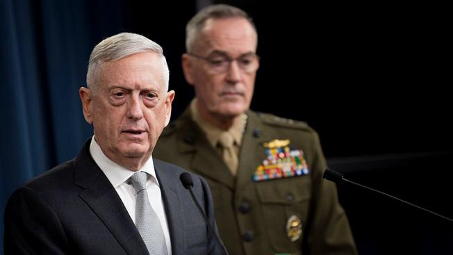Пентагон не уполномочен объявить