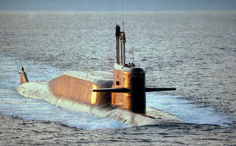 667БДРМ «Дельфин».