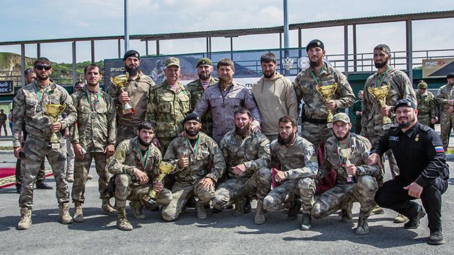 Как чеченский спецназ освободил «Советский Союз» от террористов