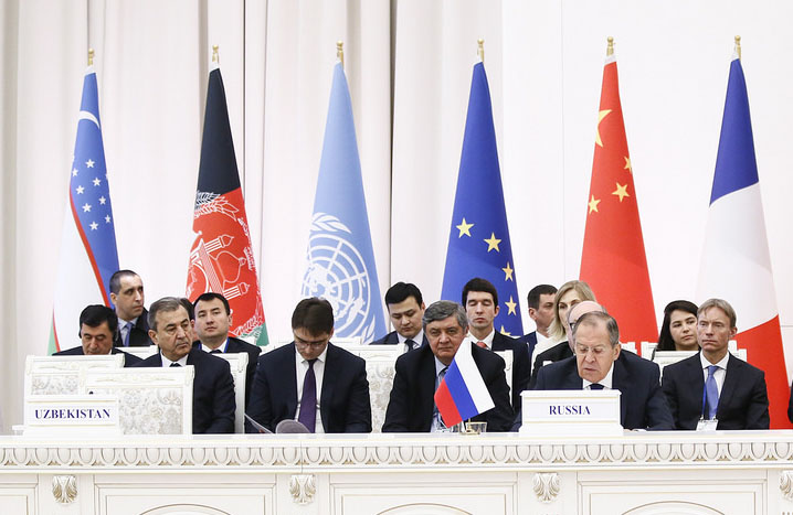 Выступление Сергея Лаврова на Международной конференции по Афганистану.