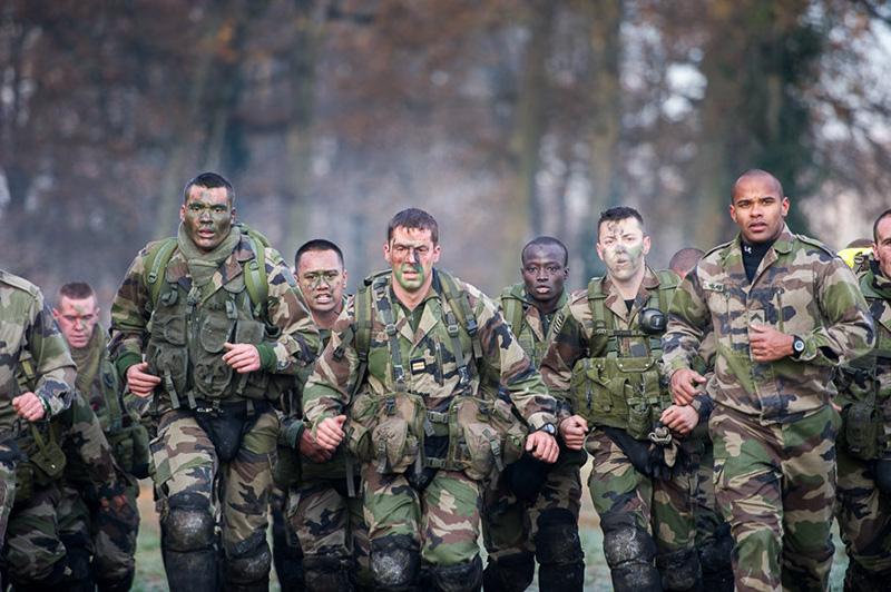 Призыв должен восстановить во Франции военный потенциал.