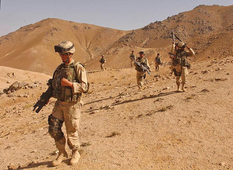 Когда военные из США покинут Афганистан?
