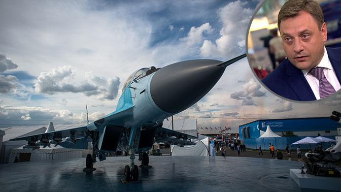 Гендиректор «МиГ» обозначил сроки поставки истребителей МиГ-35 заказчикам