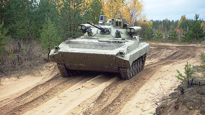 «Шайтан-арба» - убийца танков