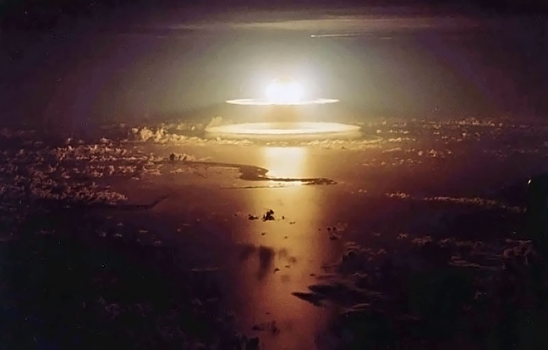 Израиль и ЮАР провели ядерные испытания в районе островов Принс-Эдуард.