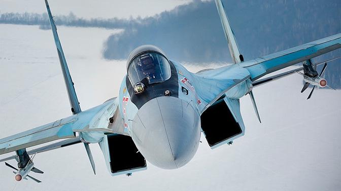 Новейшие истребители Су-30 и Су-35 сойдутся в «воздушном бою» в небе Карелии