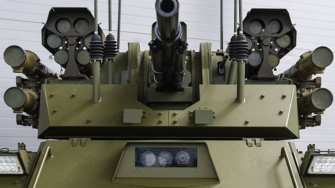 В Минобороны оценили возможность применения искусственного интеллекта в боевых роботах