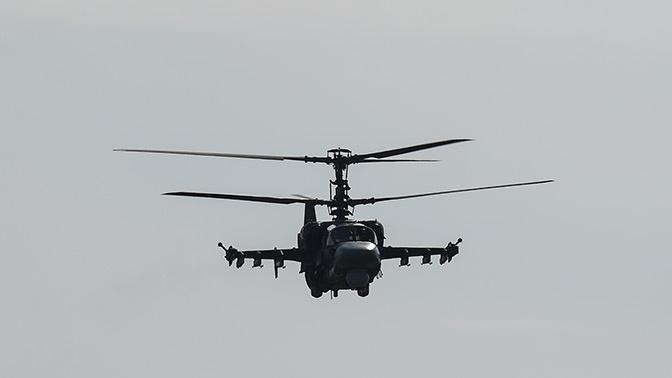Ка-52 «Аллигатор» улучшат с учетом сирийского опыта