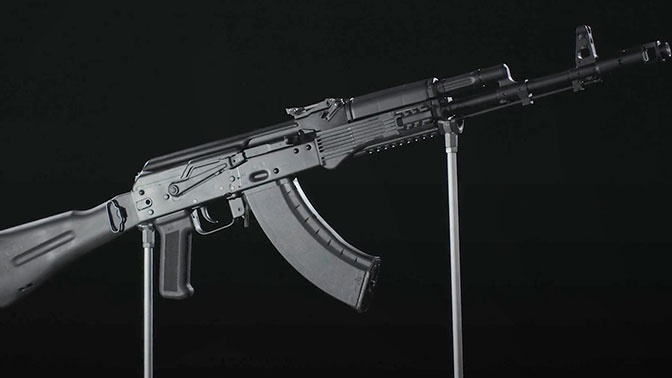 Саудовская Аравия закупила партию автоматов АК-103