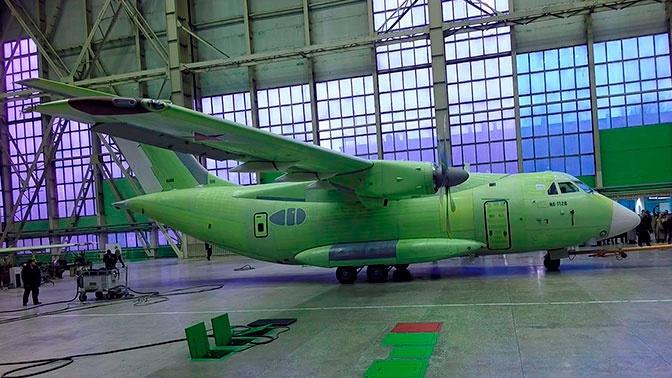 Названы сроки первого полета транспортника Ил-112В