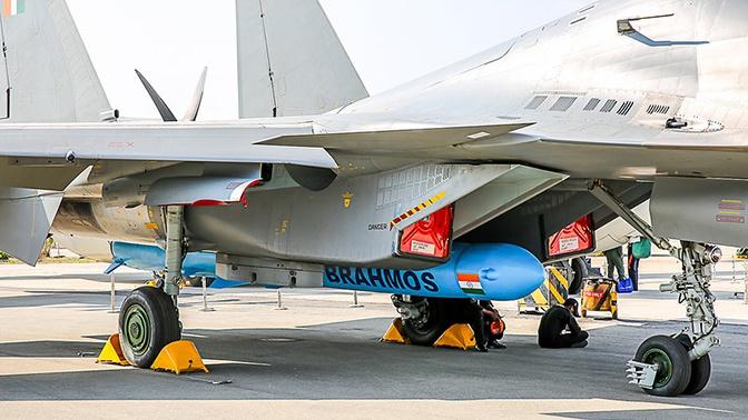Началось серийное производство ракет BrahMos для ВВС Индии
