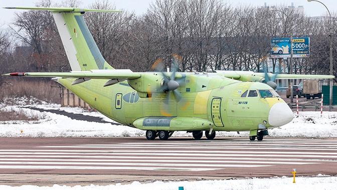 «Ильюшин»: доработанный транспортник Ил-112 будет превосходить Ан-26 в два раза