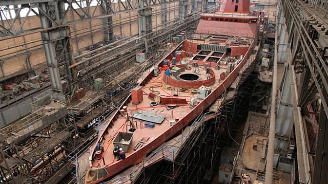Шойгу: четыре новейших корабля для ВМФ России заложат в апреле