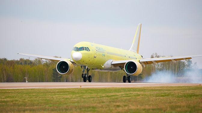 Борисов: на самолет МС-21 получено 175 «твердых» заказов