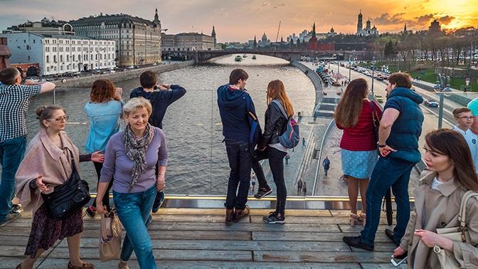 Лето в апреле: в Москве ожидается потепление до 25 градусов