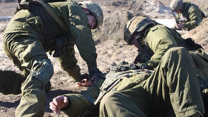 При попытке прорваться в ДНР погибли семеро бойцов ВСУ