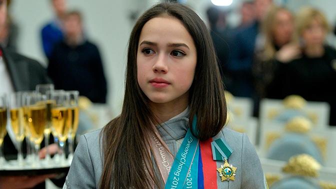 Загитова отписалась от Медведевой в Instagram