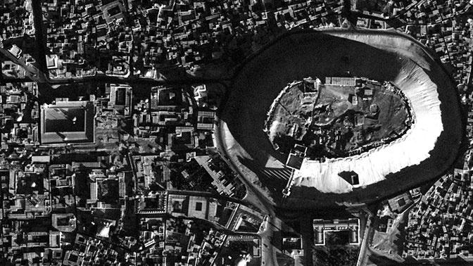 Следы древних цивилизаций увидели на фото с самолетов-шпионов U2