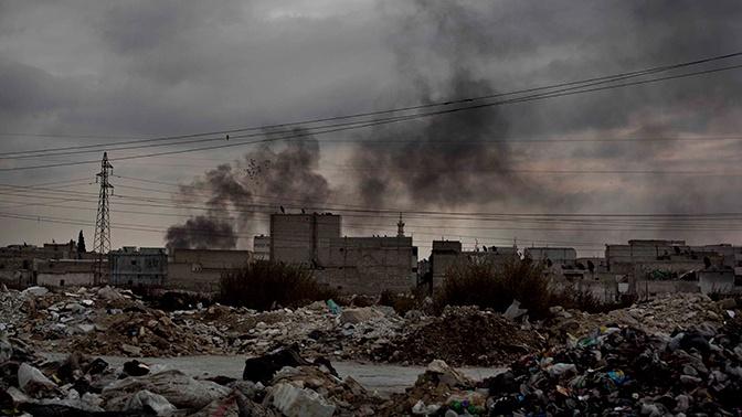 Боевики за сутки трижды нарушили режим прекращения огня в Сирии