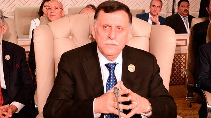 В Ливии похищен премьер-министр Правительства национального согласия