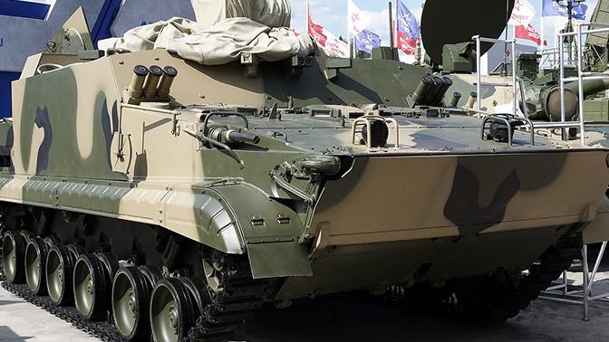 Россия начнет поставки бронетранспортеров БТ-3Ф в Индонезию