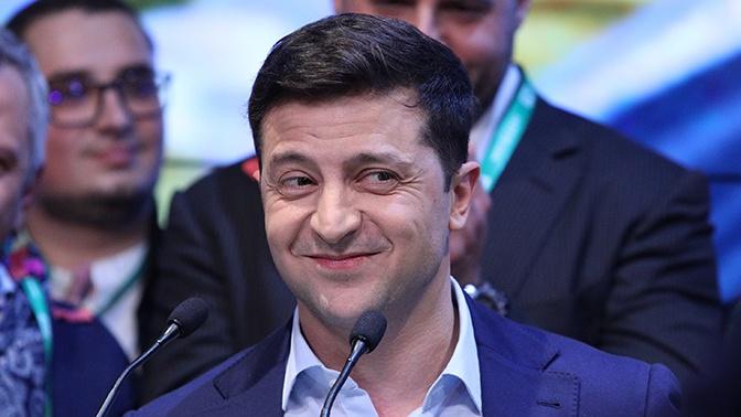 На Украине возбуждено дело против кинокомпании Зеленского