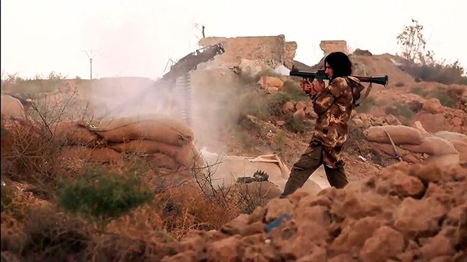 Генштаб ВС РФ: в Идлибе сконцентрировано 50 тысяч боевиков