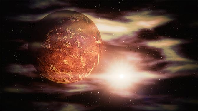 Российские ученые нашли признаки жизни на Венере