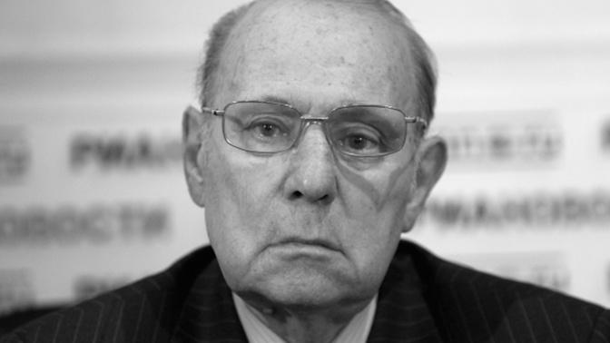 СМИ сообщили о смерти авиаконструктора Генриха Новожилова