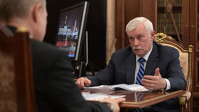 Полтавченко: ОСК удалось сэкономить почти 25 миллиардов рублей за пять лет