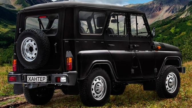 УАЗ «Хантер» завершил испытания в Чили