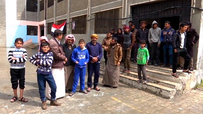 В Сирии более 1,8 тыс. человек смогли выйти из лагеря «Эр-Рукбан» за сутки