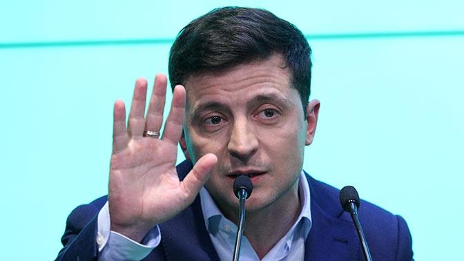 Зеленский назначил свою инаугурацию на 19 мая
