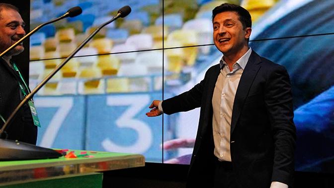 Зеленский готовит «креативный ответ» на паспортизацию Донбасса